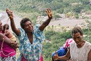 Женщины танцуют / Вануату