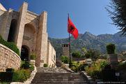Флаг рода Кастриоти / Албания