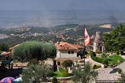 В нижней части крепости / Албания