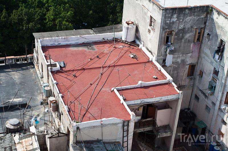 Водопровод в Гаване, Куба / Фото с Кубы
