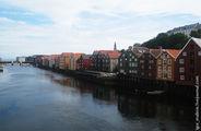 Исторические фасады / Норвегия