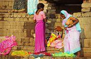 Раздеваются женщины / Индия