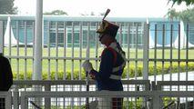 Охрана дворца / Бразилия