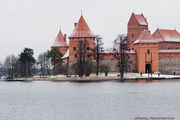 Замок XIV—XVII в / Литва