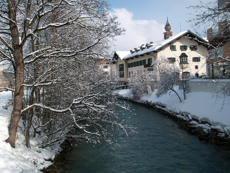 Солнечный и живописный Капрун / Фото из Австрии