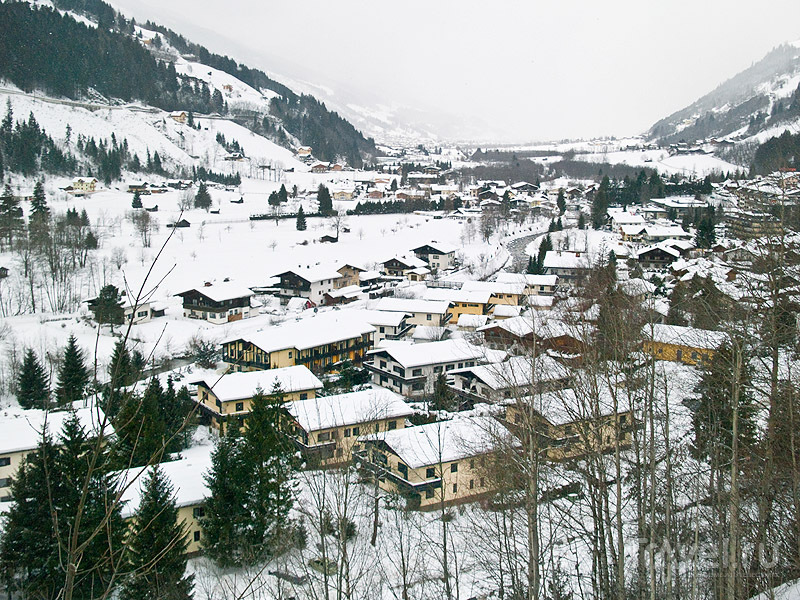 Вид на Бадбрюк / Фото из Австрии