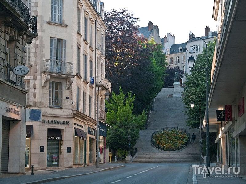 Лестница Папина, Блуа / Фото из Франции