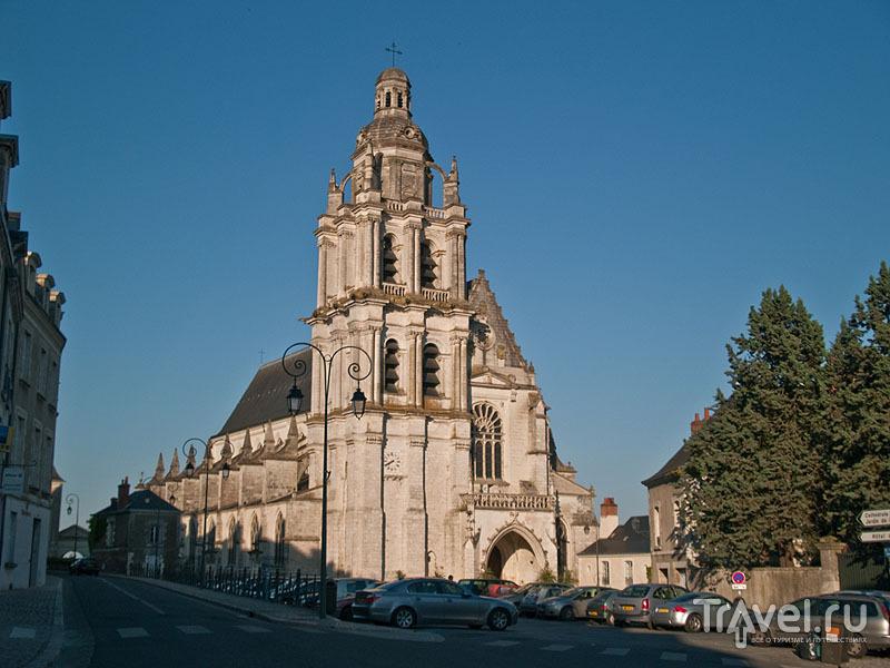 Кафедральный собор в Блуа / Фото из Франции
