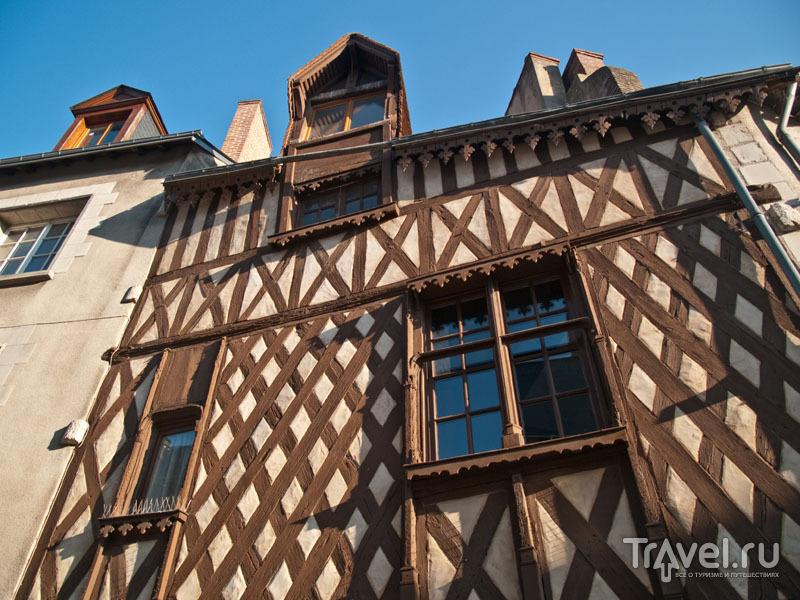Старинный дом в Блуа / Фото из Франции