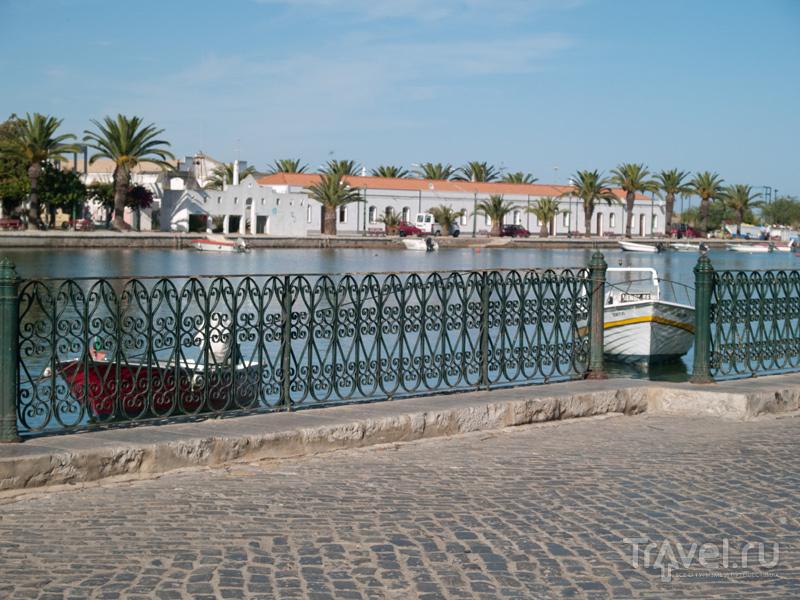 Один из городков в Алгарве / Фото из Португалии