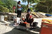 Рыбный рынок / Сейшелы