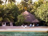 Бардак на пляже / Мальдивы