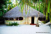 Вид с моря / Мальдивы