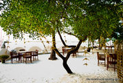 На общем пляже / Мальдивы