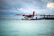 Прибытие на остров / Мальдивы