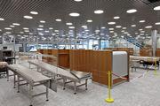 Новая зона контроля безопасности / Швейцария