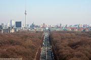 Берлин глазами Золотой Эльзы / Германия