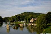 Сельский пейзаж / Франция