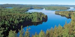 Финляндия гордится своей природой. // esavo.fi