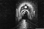 Черно-белый коридор / Венгрия