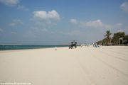 Пляж: простор и тишина / ОАЭ
