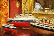 Модели кораблей / Мексика