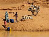 За водой / Судан
