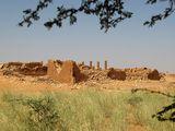 Развалины крепости / Судан