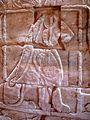 Настенный орнамент / Судан