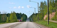 Летом в Финляндии – другие скорости и другая резина. // Travel.ru