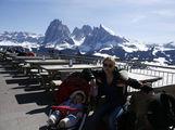 В баре на вершине / Италия