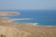 Бессточное соленое озеро / Израиль