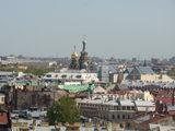 Вид с Исаакиевского собора / Россия