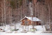 Вид с озера / Финляндия
