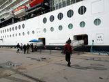 Celebrity Summit в порту / Греция