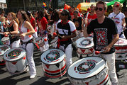 Колонна барабанщиков / Франция