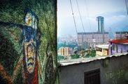 Стрит-арт на улицах / Венесуэла
