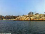 Скалистые берега / Швеция