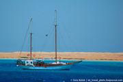 Морской пейзаж / Египет