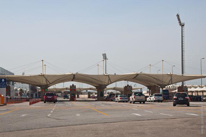 На границе Бахрейна и Саудовской Аравии / Фото из Бахрейна