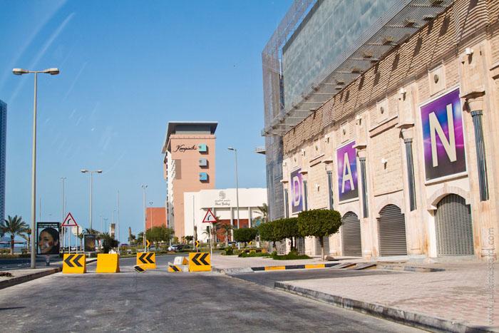 Улица в Бахрейне / Фото из Бахрейна