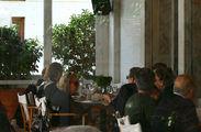 Музей Бенаки. Кафе / Греция