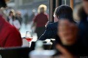 Бокал с вином / Италия