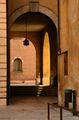 Двор и арки / Италия