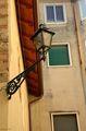Фонарь и окна / Италия