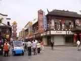Улица утром / Китай