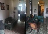 Гостиная в номере / Куба