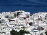 Вид на побережье / Греция