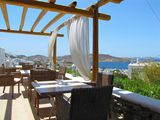 В ресторане отеля / Греция