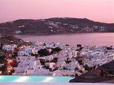 Закат над Миконосом / Греция